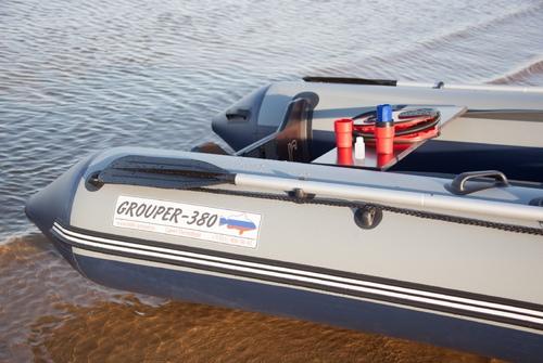 самые хорошие лодки пвх под мотор 360