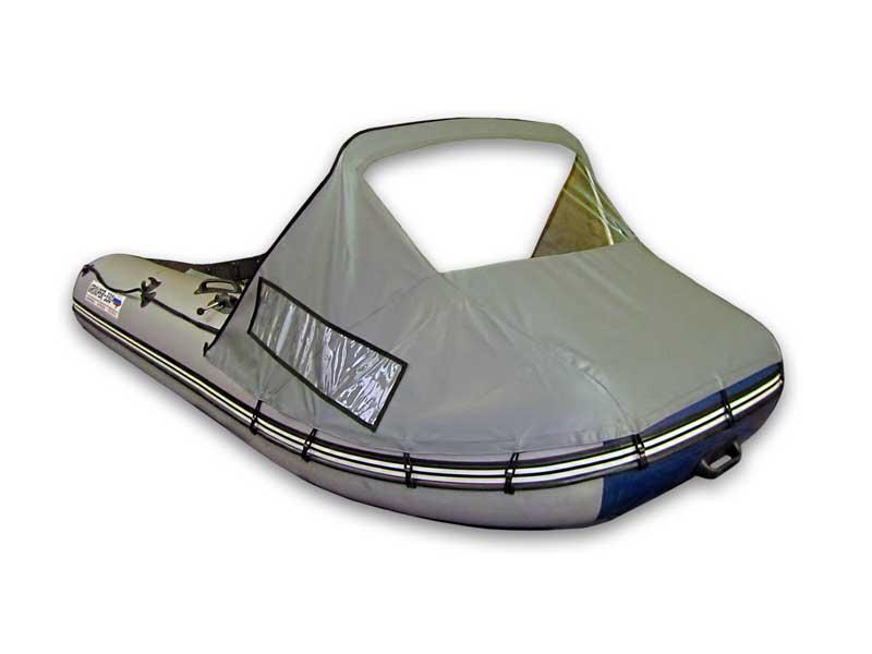 комбинированный тент на лодку пвх купить в спб