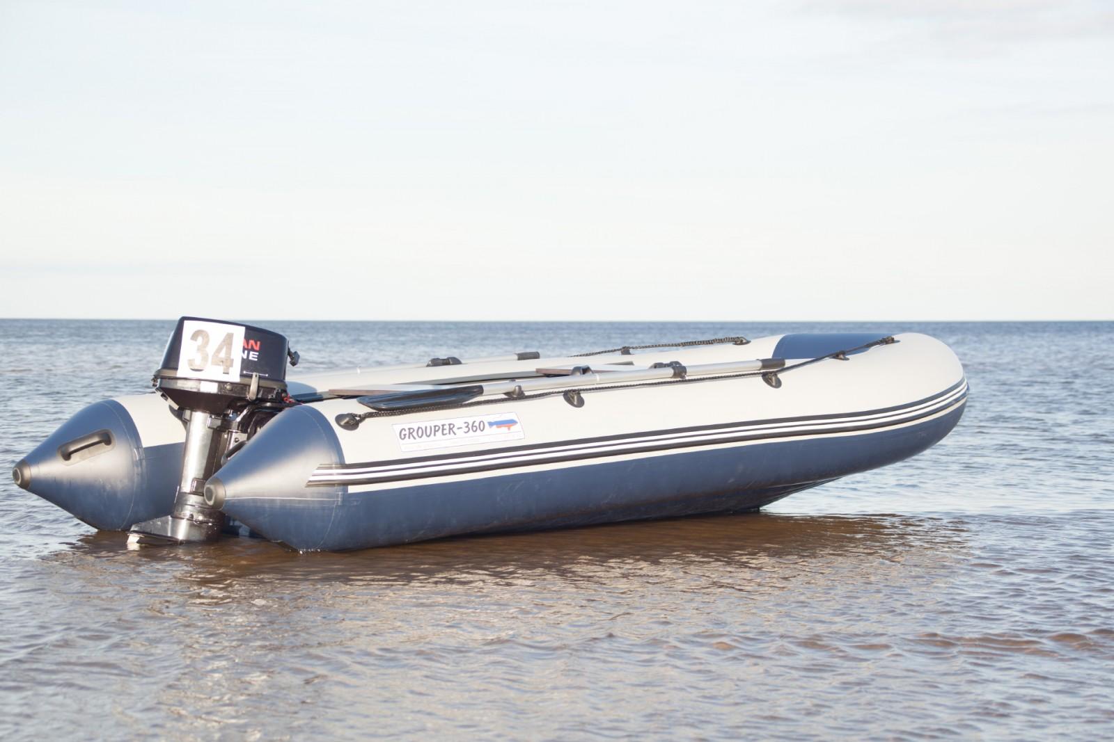 лодки пвх групер от производителя